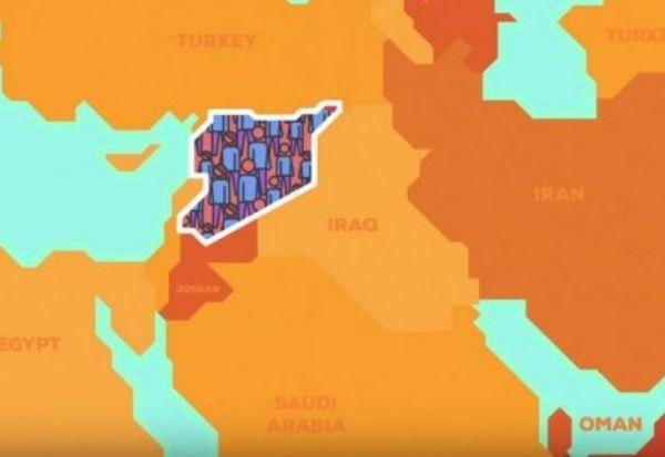 mapa begalci
