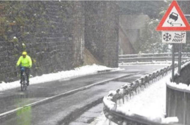 sneg avstrija