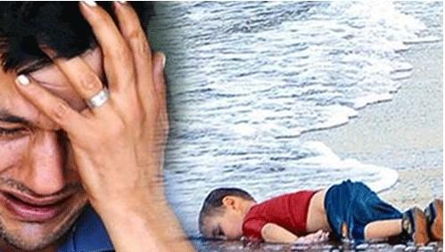 udaveno dete sirija