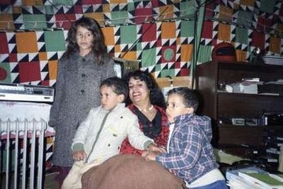 Gaddafi-wife-Sofiya