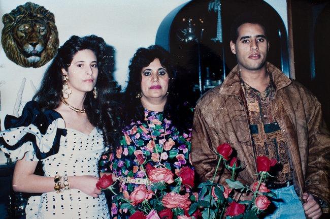 Safia-Farkash-gaddafi-wife-pic