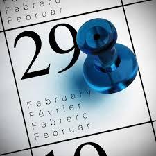 29 fevruar prestapna godina