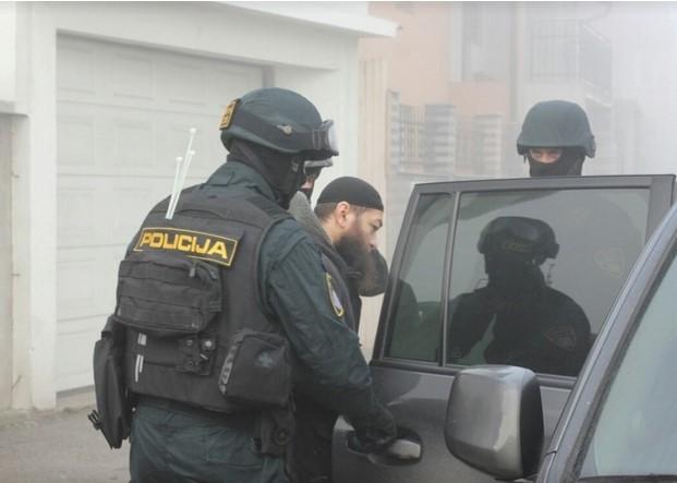 terorist saraevo policija