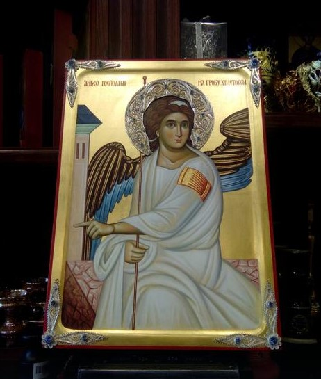 ikona bel angel