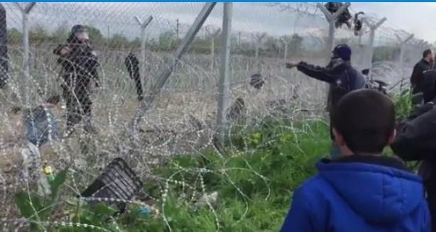 policaec migranti ograda