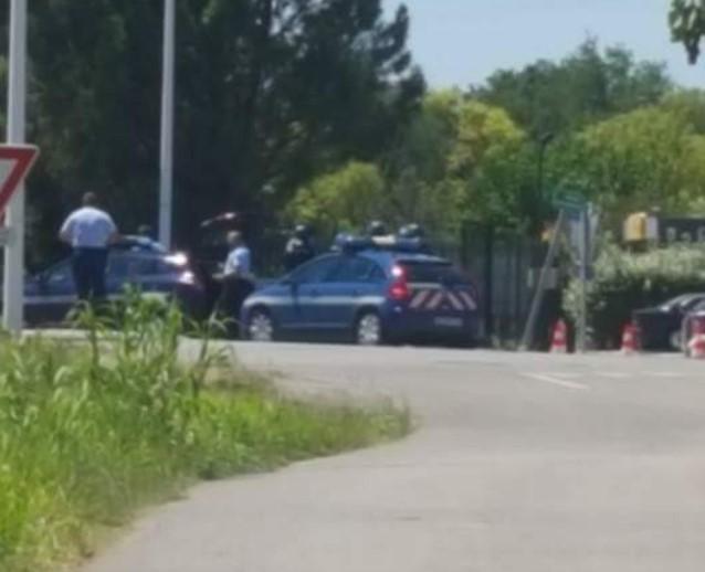 francija policija