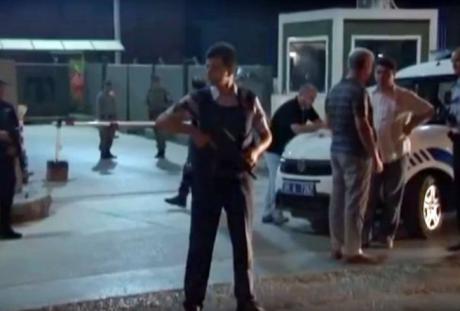 istanbul turcija policija