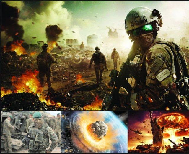 apokalipsa vojna vojnici kraj svet