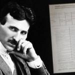 ФОТО: Свидетелството на Никола Тесла, нема да ви се верува во што бил најслаб