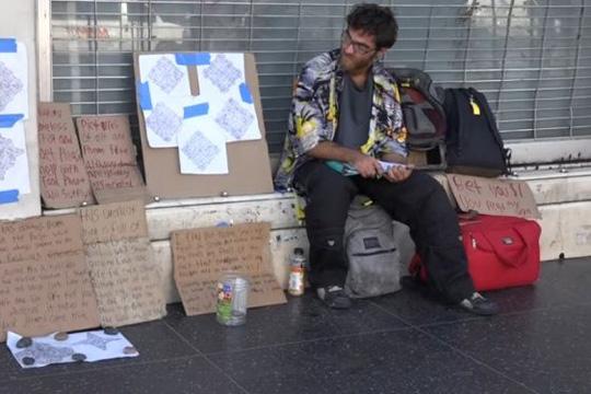 bezdomnik