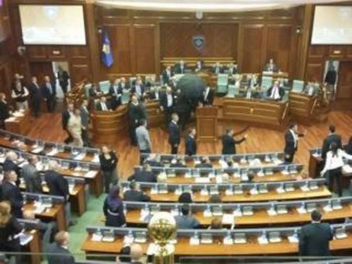 kosovi parlament