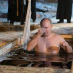 Путин и оваа година нурна во студената вода