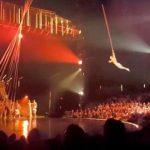 "АКРОБАТ НА ""Cirque de Soleil"" ЗАГИНА ПРИ ПАД НА НАСТАПОТ НА ФЛОРИДА"
