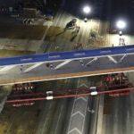 Моментот кога пешачкиот мост се урнал во Мајами: Изграден е пред 5 дена за 6 часа, чинел 14 милиони долари