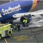 Авион принудно слета во Филаделфија, едно лице загина