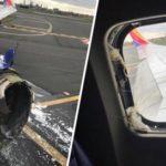 ФОТО: Таа е единствената жртва – моторот на авионот експлодирал пред нејзиниот прозор