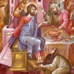 Велика Среда, денот кога Јуда го извршил предавството