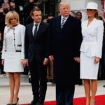 За ова зборува цел свет: Трамп со малото прсте ја моли Меланија да го фати за рака -таа не го рецка (ВИДЕО)