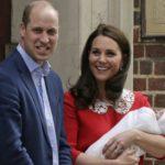 Вилијам и Кејт објавија како ќе се вика принцот