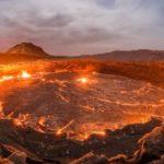 НАСА предупредува дека вулкани ја цепат Африка на два дела