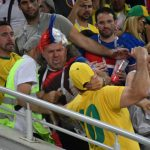 Објавено видео од тепачката меѓу Бразилците и српското семејство