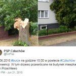 Невремето уби градоначалник во Полска: Десетици повредени, уништени згради