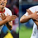 ФИФА пресече: Познати казните за Џака, Шаќири и Лихтштајнер