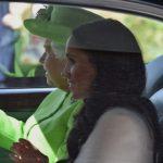 Меган има маки- повторно го прекрши протоколот и ја налути кралицата која седеше до неа (ФОТО)