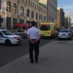 Повредени навивачи во Москва откако таксист влетал во нив