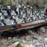 Хималаи  – автобус падна во клисура, 47 загинати