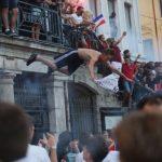 Двајца загинаа при прославите во Франција по освојувањето на Мундијалот