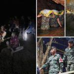 Заробените деца во пештерата во смртна опасност: Три плана за спас (Видео)