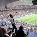 Како славеше францускиот претседател