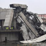 Снимка од воздух го прикажува размерот на катастрофата во Италија (ВИДЕО)