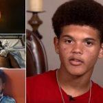 Камерите снимија како дете го удира гром: По три дена се разбуди од кома