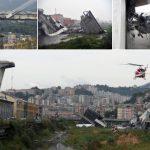 Осомничени 20 лица за падот на мостот во Џенова (ВИДЕО)