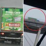 Возач го запрел камионот на работ на разрушениот мост во Џенова (ФОТО)
