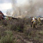 Авион со 103 патници се урна во Мексико – сите 103 патници се преживеани