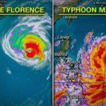 Најмалку 25 загинати при налетот на тајфунот Мангхут на Филипините