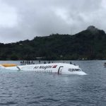 Еден патник исчезнал во падот на авион во Пацификот (ВИДЕО)
