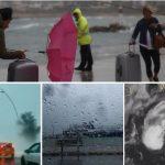 Италија: Бранови од 4 метри ги уништија плажите, жителите евакуирани