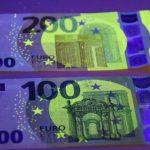 Како изгледаат новите банкноти од 100 и 200 евра?