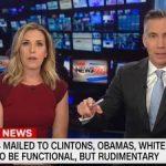 """ВИДЕО:Евакуација во живо – Водителите извикаа """"евакуација"""" – снимен моментот на паника во CNN"""