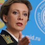 Захарова: Западот се обидува да ја вовлече Македонија во НАТО