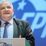Џозеф Дол: ВМРО-ДПМНЕ нема да биде исклучена од ЕПП, неа такво барање