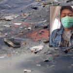 Најтажна слика од кобниот лет: Индонежанец и испратил селфи на сопругата половина час пред смртта