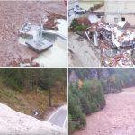Италија во црно: 26 загинати во поплавите, снимките од дрон го покажуваат ужасот