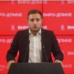 ВМРО-ДПМНЕ: СДСМ и Заев сакаат да го прикријат криминалот на Катица Јанева