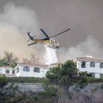 Огнот ги голта луксузните вили на славните во Калифорнија: Изгоре домот на Кејтлин Џенер (фото)