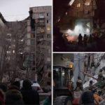 Русија – експлозија во станбена зграда – под рушевини повеќе од 70 луѓе